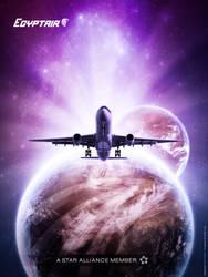 Egyptair Ad