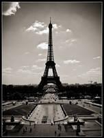 Tour Eiffel by S4SH4X