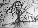 Calendar Tree by Meltin