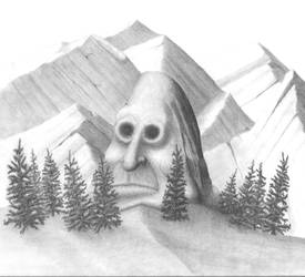 Idolo de Piedra by Meltin