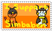 :PC: Simbaben Stamp by DragonPledge