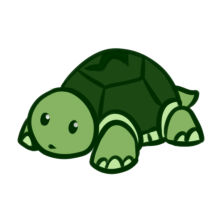 Turtle by Paleclaw