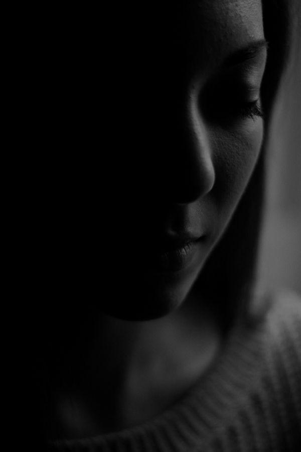 Portrait of Niki by esztervaly