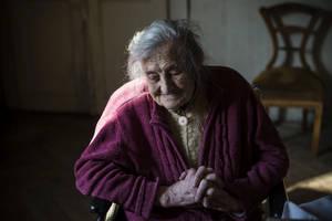 Mima at 96, January 2020