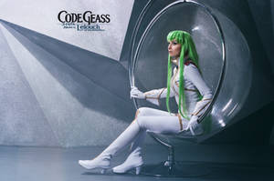 C.C. Code Geass by MiraMarta