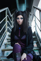 ERGO PROXY: Re-l Mayer by MiraMarta