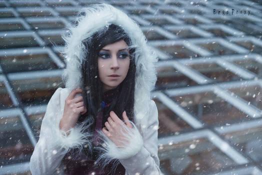 ERGO PROXY: Winter is coming
