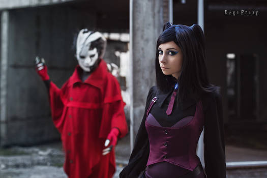 ERGO PROXY: find out the truth