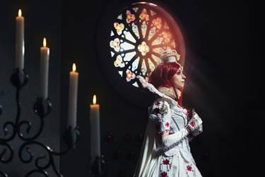 TRINITY BLOOD: Princess Esther