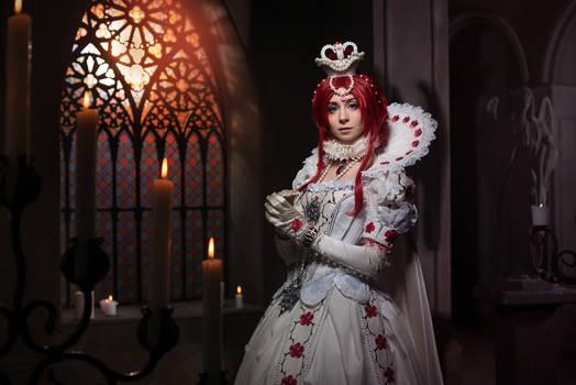 TRINITY BLOOD: Her Majesty