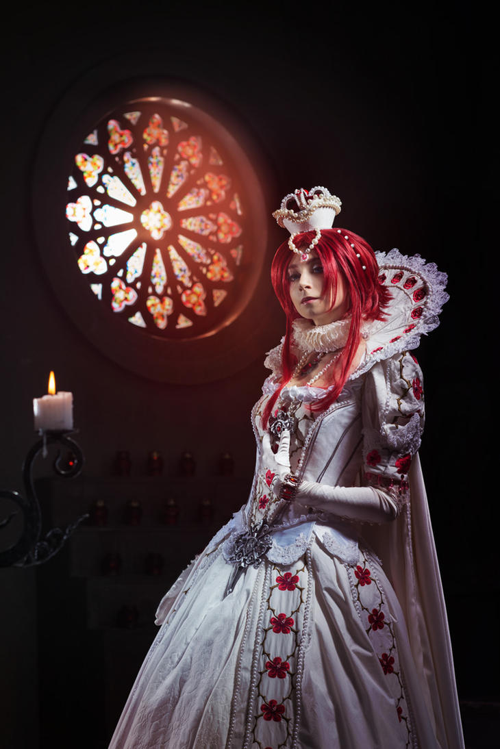 trinity blood the crown of thorns by miramarta on deviantart