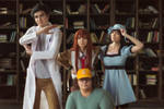 Steins Gate - Back to the future