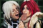 TRINITY BLOOD: sweet tooth