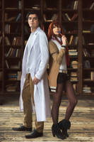 Steins Gate - you know by MiraMarta