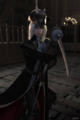 BLOODBORNE: Only an honest death will cure you now