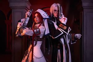 TRINITY BLOOD: secret mission by MiraMarta