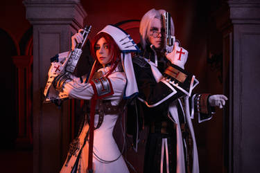 TRINITY BLOOD: secret mission