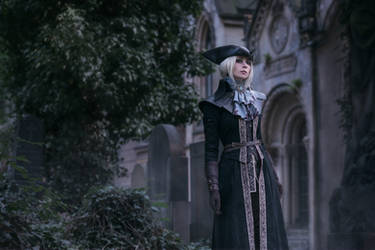BLOODBORNE: Lady by MiraMarta