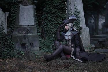 BLOODBORNE: Sadness by MiraMarta