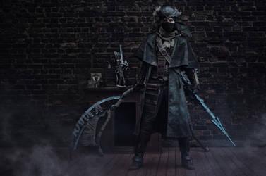 Bloodborne: Good hunter's workshop