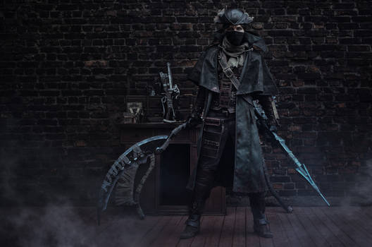 Bloodborne: Good hunter's workshop