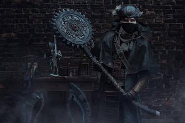Bloodborne: Good Hunter Whirligig Saw
