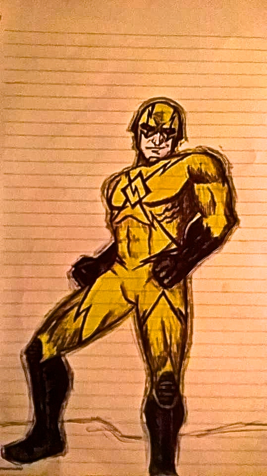 Professor Zoom New 52 By Pooptrain Conductor
