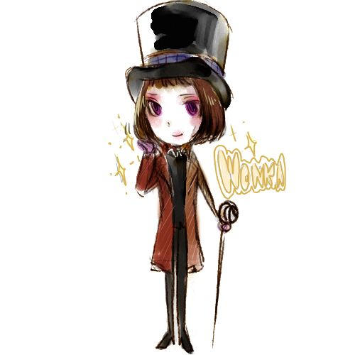 wonka by hyper-uniQue