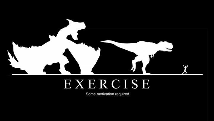 Monster Hunter Exercise by cyevidal10