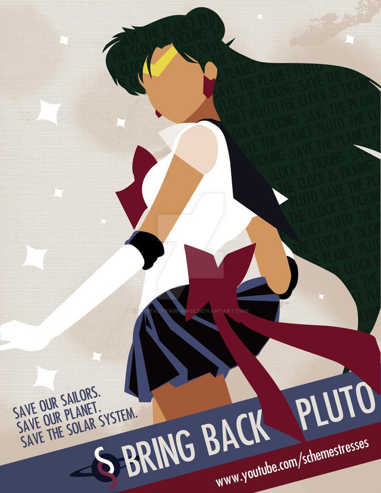 Bring Back Pluto by digitalfragrance