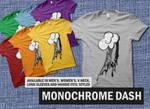 Monochrome Dash