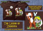 The Legend of Zeldestia