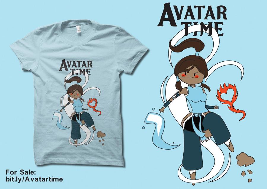Avatar Time! by digitalfragrance