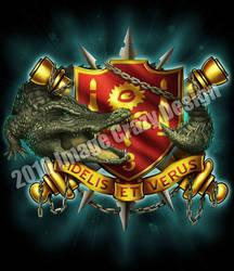 US Army 'Alligator red' design