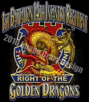 US Army 'Yellow Dragon' design