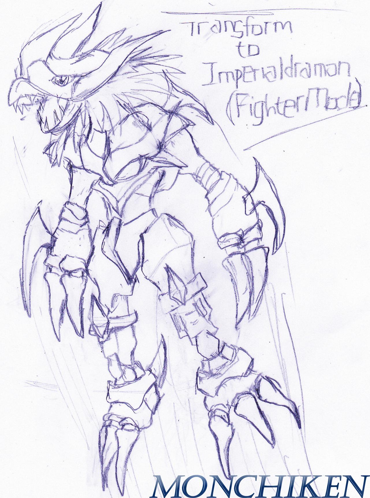 10 TF Imperialdramon-Fighter by monchiken on DeviantArt