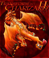 Transform to Charizard 2-color by monchiken