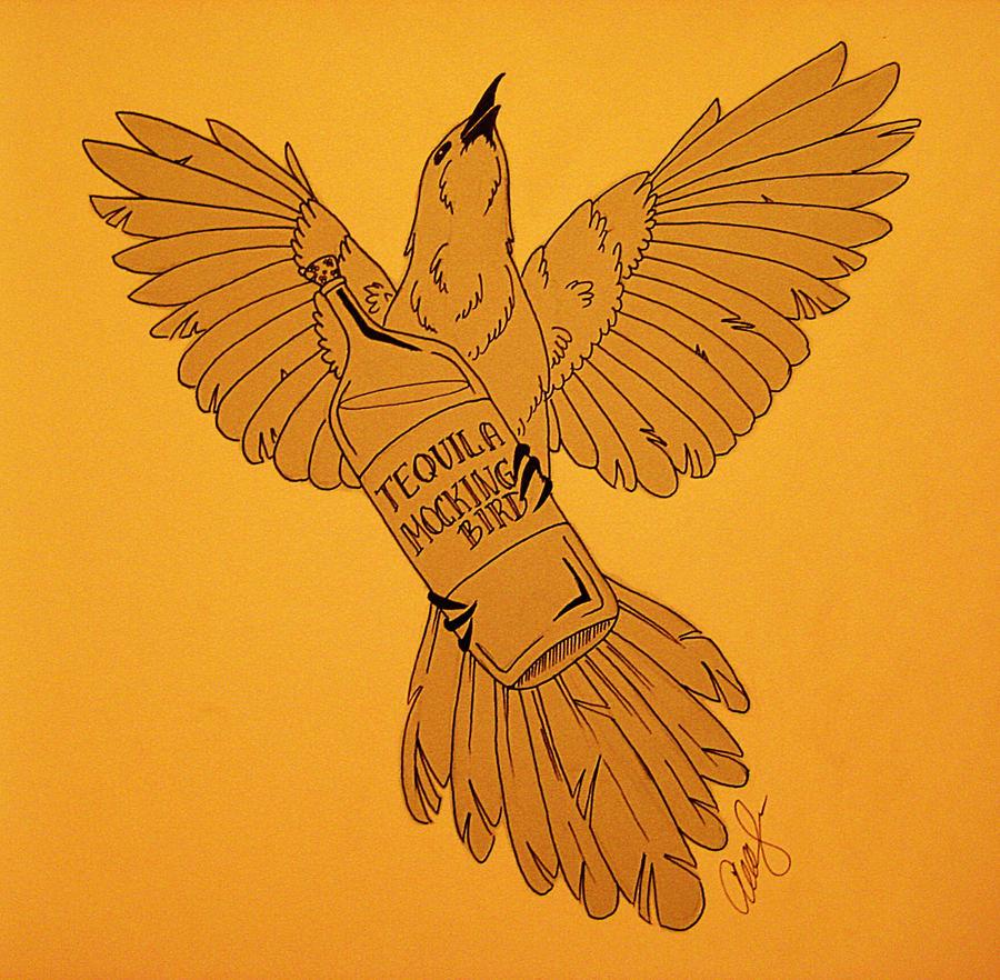 Tequila Mockingbird by shatterheart