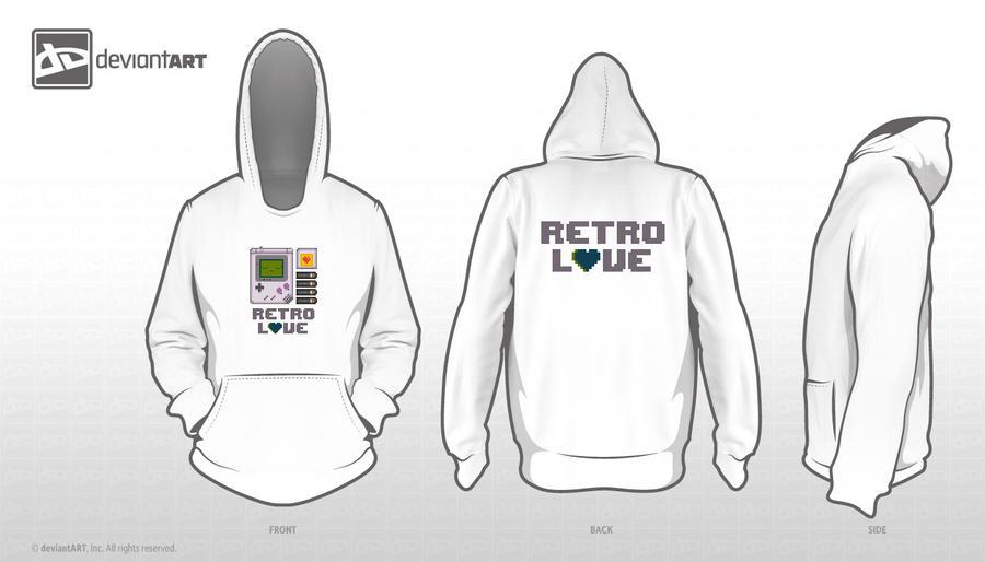 Retro Love by jericito1
