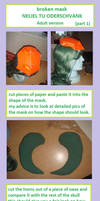 Tutorial mask neliel part 1