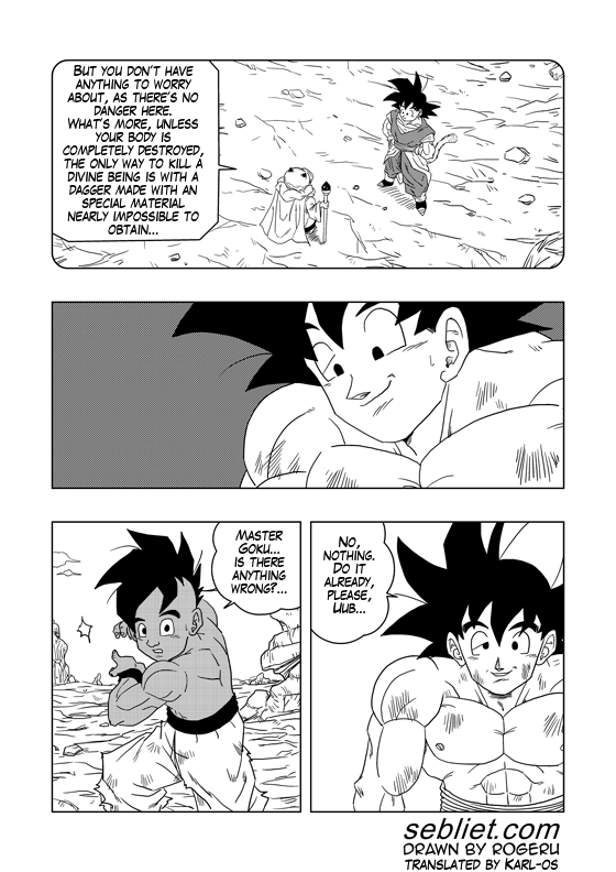 Dragon Ball EX 215 by Sebliet