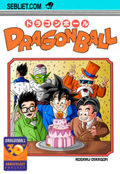 Happy 30th Anniversary, Dragon Ball!!! by Sebliet