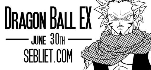 Dragon Ball EX is back!!