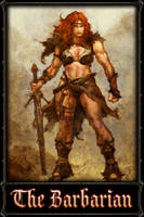 Barbarian IV iPhone by Holyknight3000