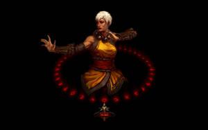 Female Monk 2.0 by Holyknight3000