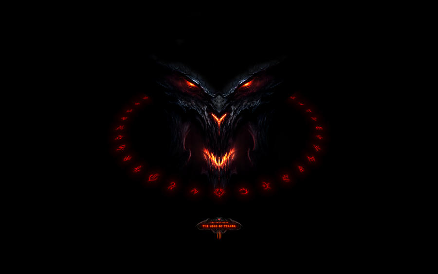 diablo iv lord of terror by holyknight3000 on deviantart