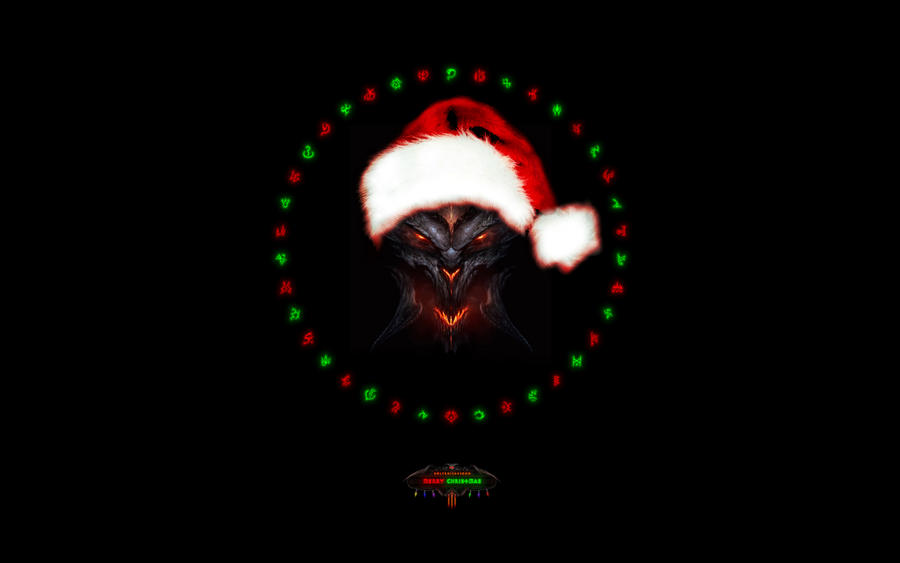 A Diablo Christmas 2011 by Holyknight3000