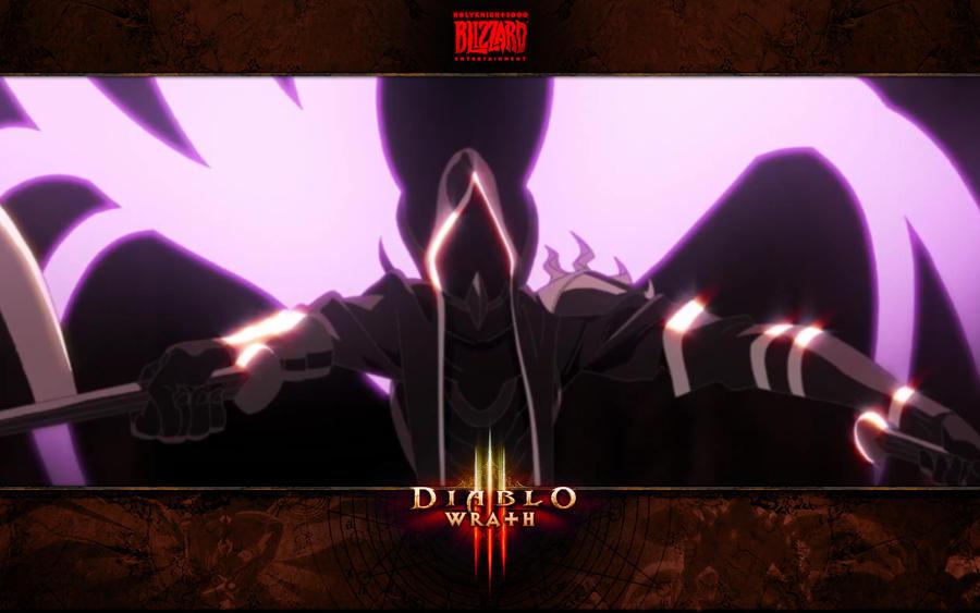 Diablo 3: Wrath #3 - Malthael Archangel of Wisdom by ...