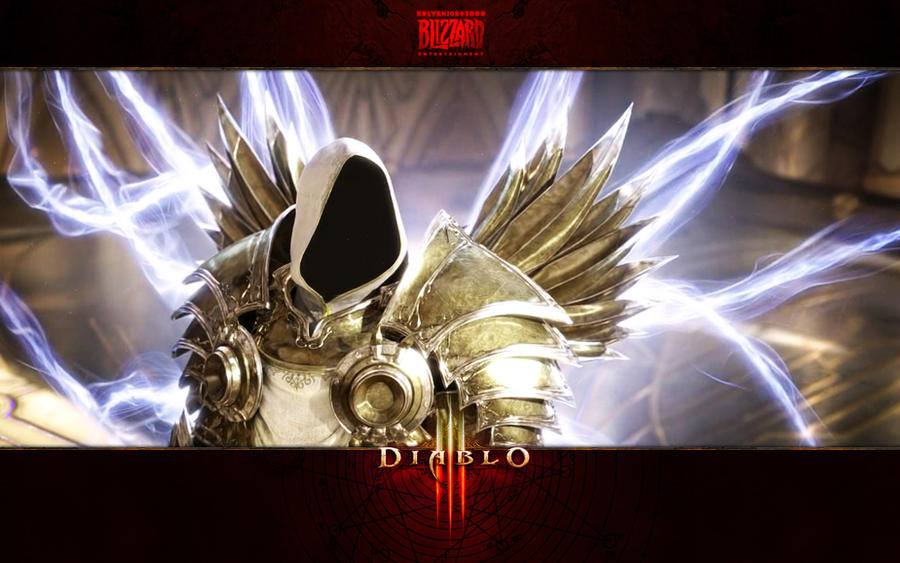 Diablo 3: The Acts #3 Archangel Tyrael By Holyknight3000