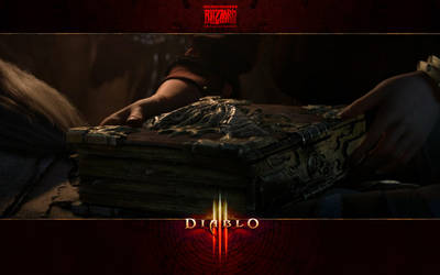 Diablo 3: The Acts #15 Book of Cain by Holyknight3000